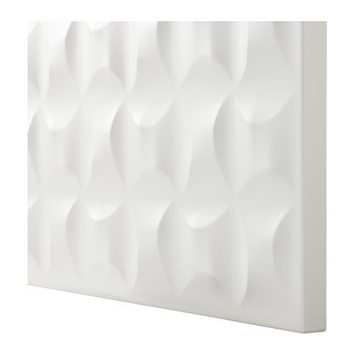 BESTÅ Shelf unit with door, Djupviken white Djupviken white 60x20x64 cm
