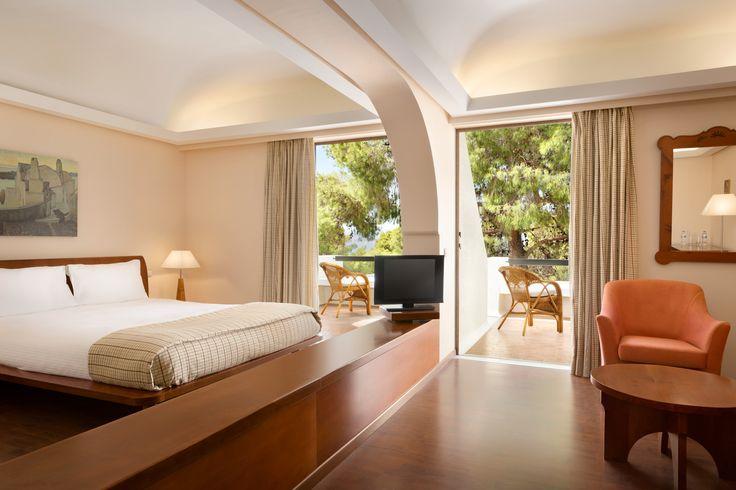 Spend a day in Grand style in the Premium Junior Suite of Ramada Loutraki Poseidon Resort!