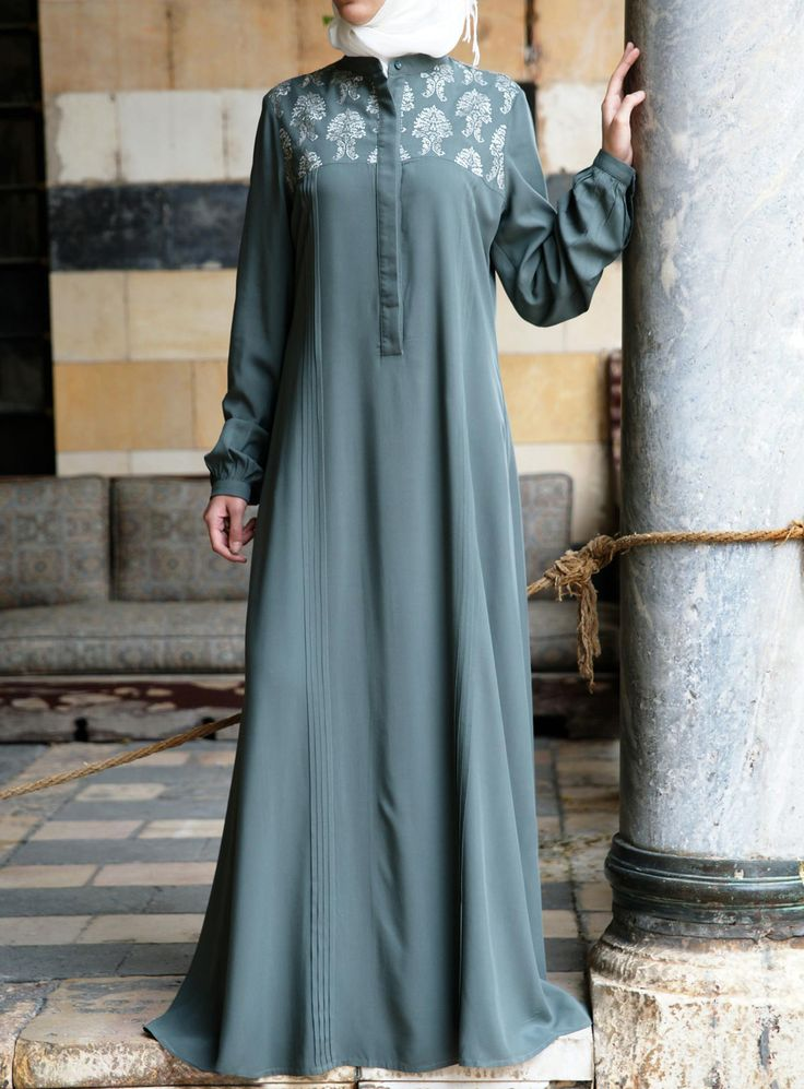 Yianoulla Dress - SHUKR
