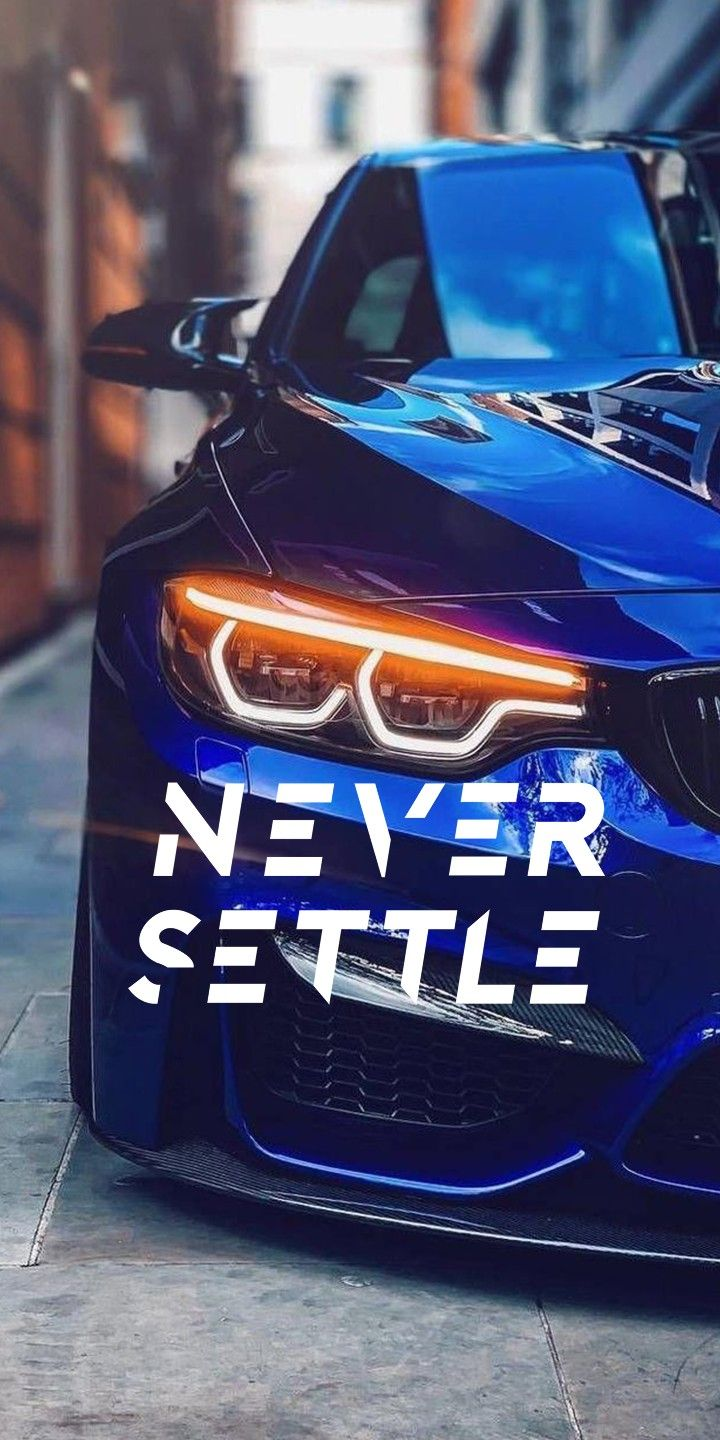 Pin By Alliance Projects On Never Settle Never Settle Wallpapers Sports Cars Luxury Sports Car Wallpaper