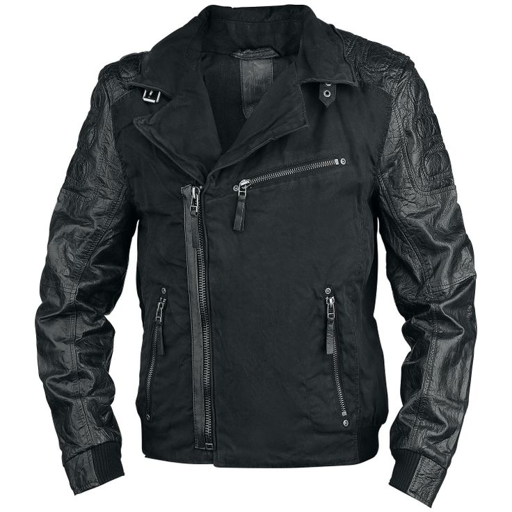Robin 2 - Leather jacket by Gipsy - Article Number: 255669 - from 189.99 €