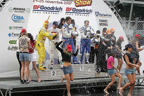 Monza | Rally show 2007