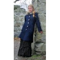 Marine hulder coat