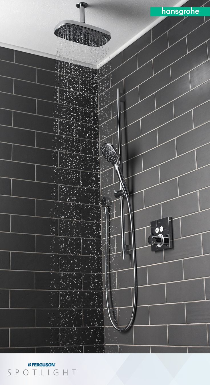 From Intuitive, User Friendly Controls To Easy Cleaning, Select Suite From  Hansgrohe Is Ideal