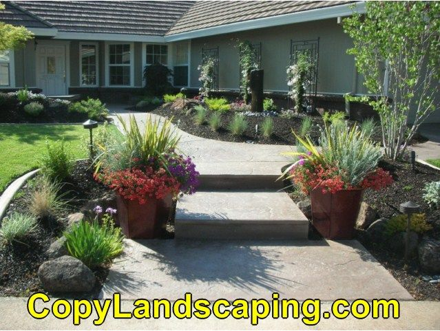 Home Landscapes 414 best home landscaping images on pinterest   debt consolidation