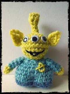 17 Best images about Alien Crochet Patterns on Pinterest ...