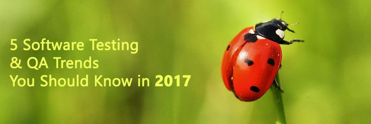 There were many challenges for software testers in 2016 and more to come in 2017. Explore the latest Software Testing trends that will propel the QA and Testing in 2017.  #SoftwareTesting #QA #QualityAssurance #QAtesting