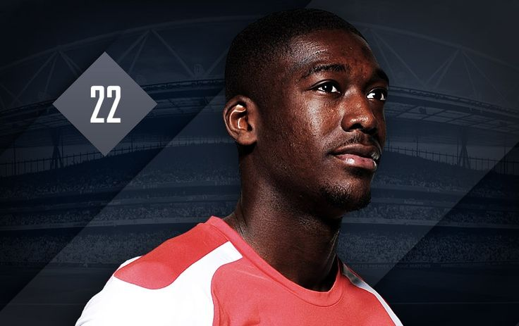 22- Yaya Sanogo -- FW -- France (on loan to Crystal Palace)