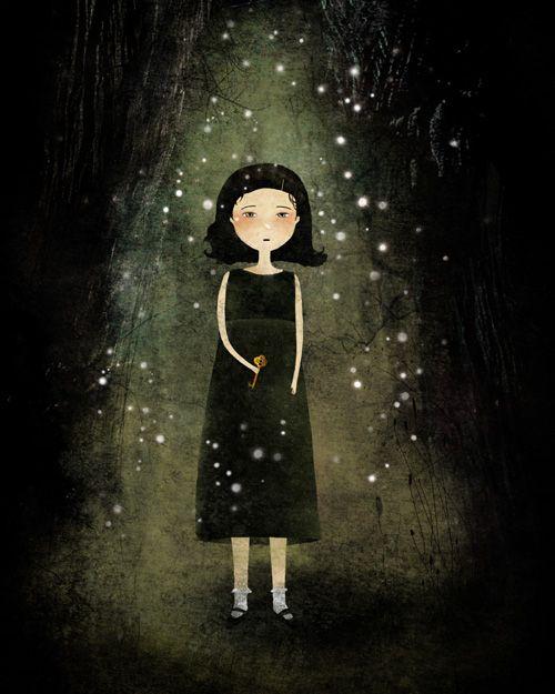 """Ofelia"" - by Anne-Julie Aubry"
