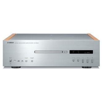 CDS2000 - Yamaha Creates an Ultra High Quality Super Audio CD Player for true music enthusiasts!!