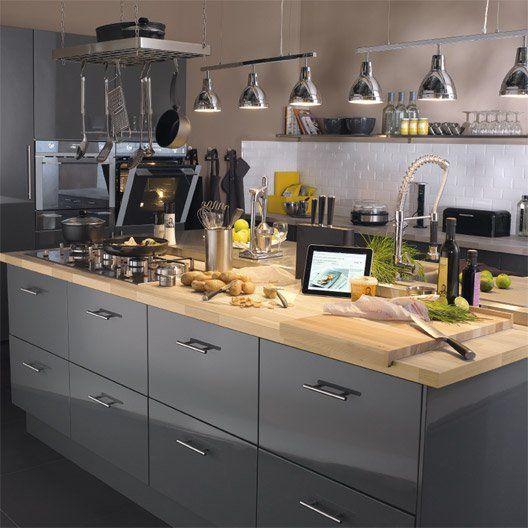 Les Meilleures Images Du Tableau Idée HA Cuisine Sur Pinterest - Catalogue bois et chiffons pour idees de deco de cuisine