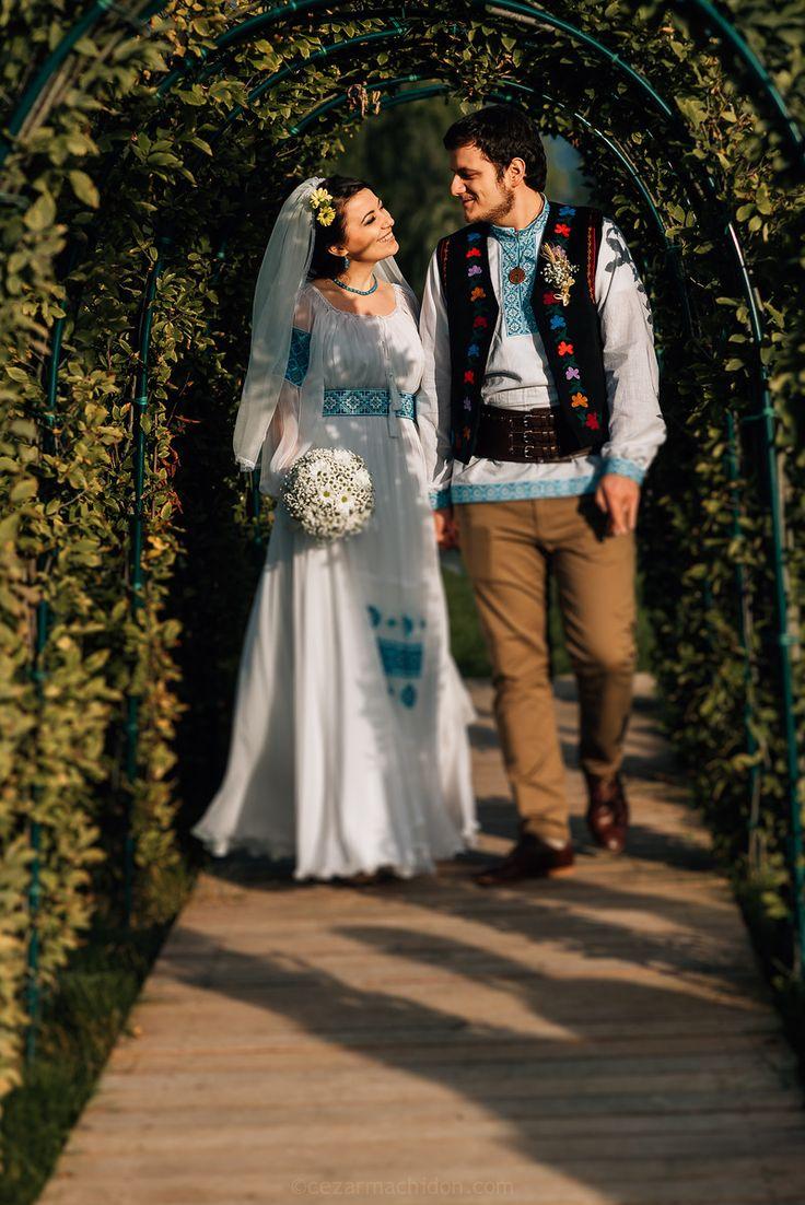 Nunta traditionala - Gabriel si Sinziana - Bucuresti 2015 - Cezar Machidon…