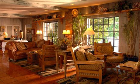 santa fe style furniture | Inn of the Governors, Santa Fe