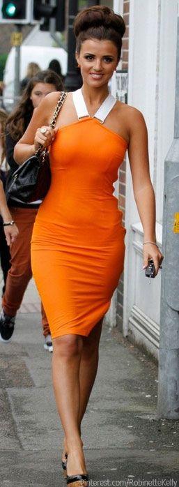 Street Style | Orange