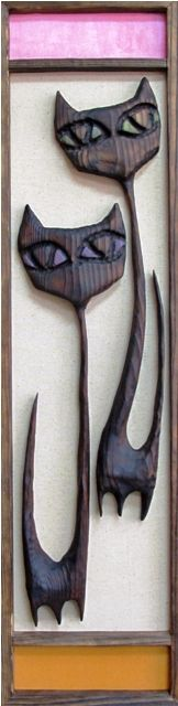 Tiki Objects by Bosko - Handcarved Tiki Masks: we have one! It's my favorite piece we have