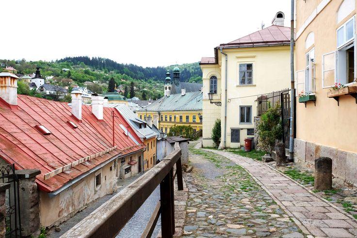 Banská Štiavnica je ako stvorená na dokonalý víkendový pobyt. Vďaka svojej polohe na strednom Slovensku je ľahko dostupná z východu aj západu.