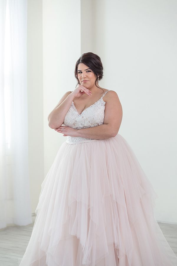 Pin by Charlotte\'s Weddings & More on Plus Size Wedding Gowns in ...