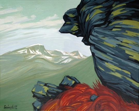 Taras Boychuk: Close-up in the Mountains