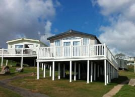 Privately owned Static Caravans for Hire at Haven Devon Cliffs Holiday Park Exmouth Devon