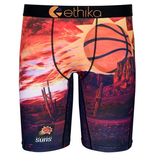 Phoenix Suns Ethika for Fanatics Youth Baller Boxer Brief - Orange - $18.99