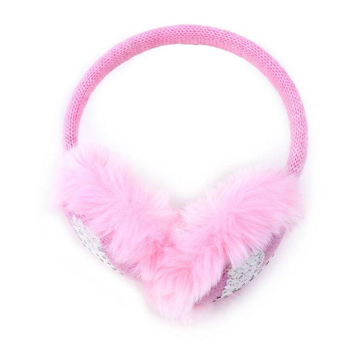 Autumn/Winter 2014 | FULLAHSUGAH KNITTED HEART STONE EAR CAPS | €7.90 | 4404103251 | http://fullahsugah.gr