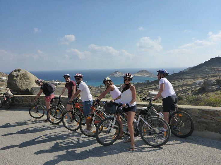 Bike Tours in Mykonos with Yummy Pedals - My Mykonos