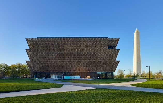 Dabid Adjaye, museo di storia afro-americana a Washington