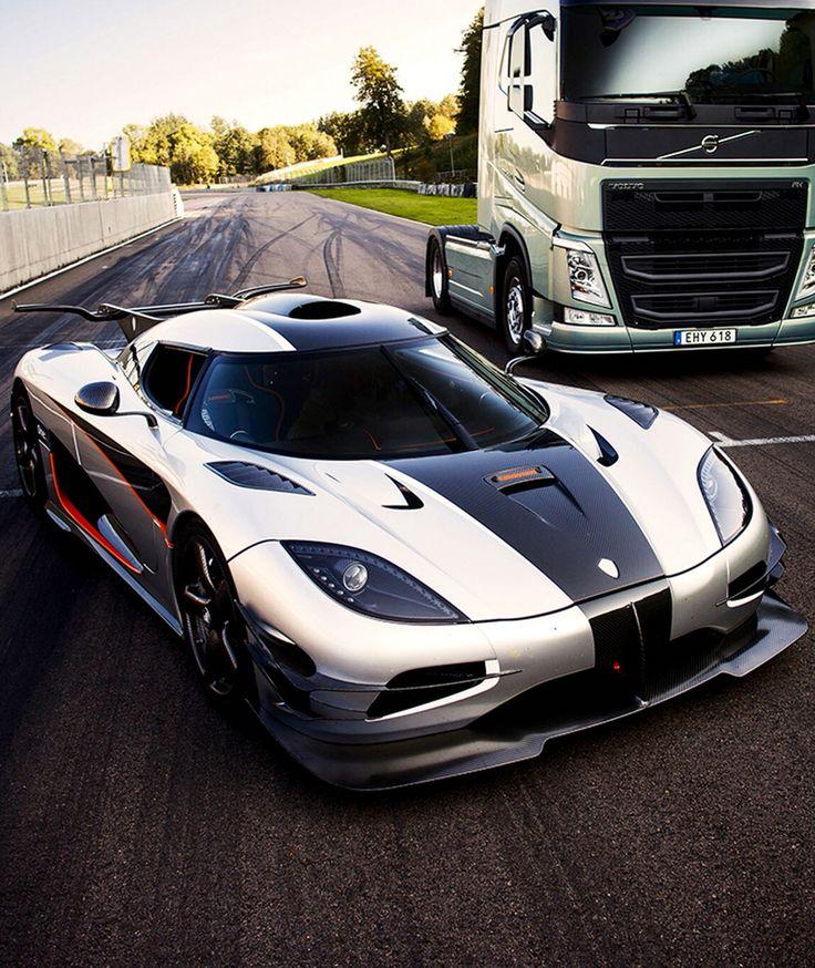 Koenigsegg Truck