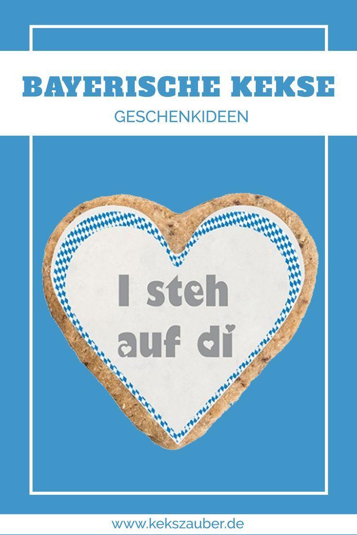 Für alle Bayern, die ihren Lieben gerne eine kleine Leckerei schenken wollen. B…