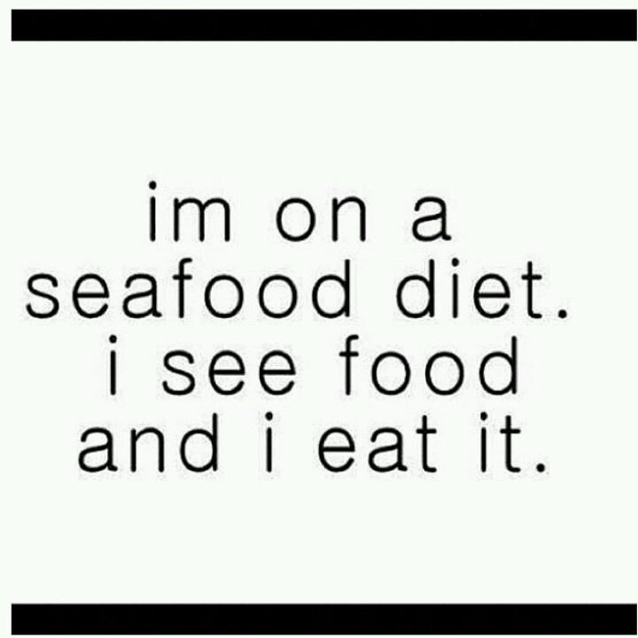 See food...