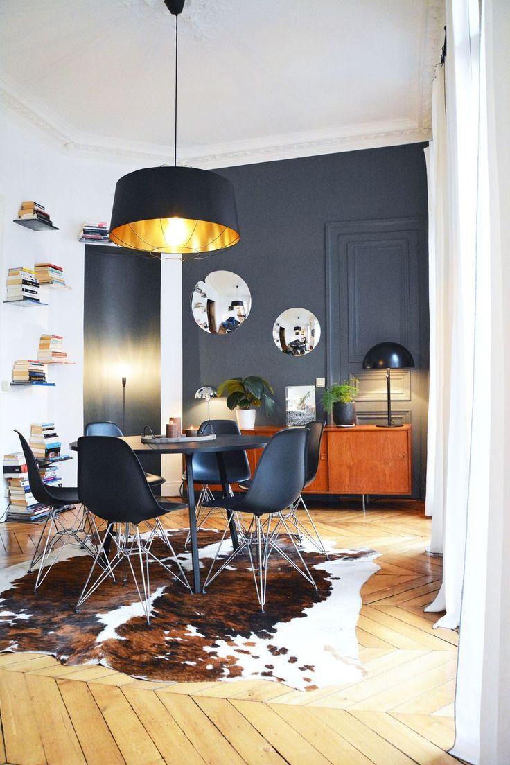 Appartement paris 9 relooking d co d 39 un 100 m2 maison de r ve par c t maison tapis salle - Maison de la hongrie paris ...