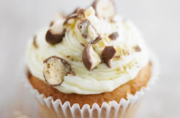 Lorraine Pascale's Maltesers cupcakes recipe - goodtoknow