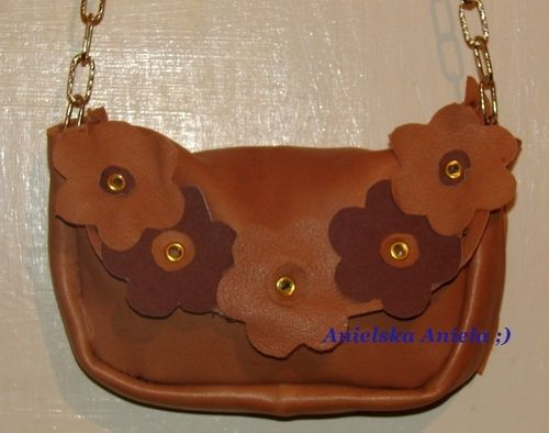 handmade leather bag diy
