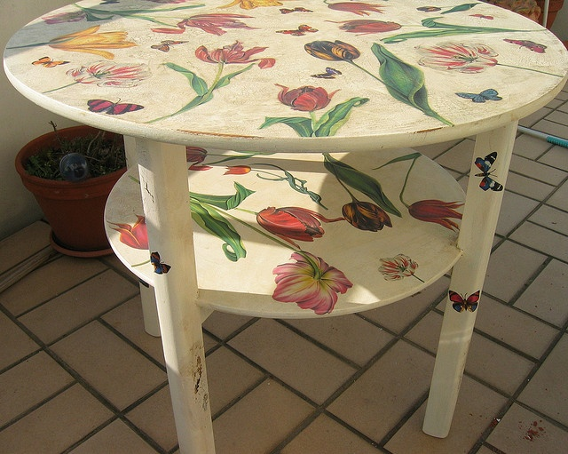 Furniture for the home - Decoupage furniture