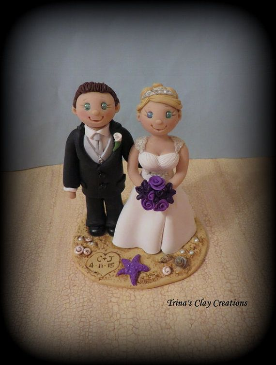 Hey, I found this really awesome Etsy listing at https://www.etsy.com/listing/216643009/wedding-cake-topper-custom-wedding