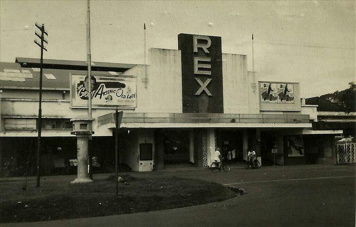 Bioscoop REX Soerabaja 1948.