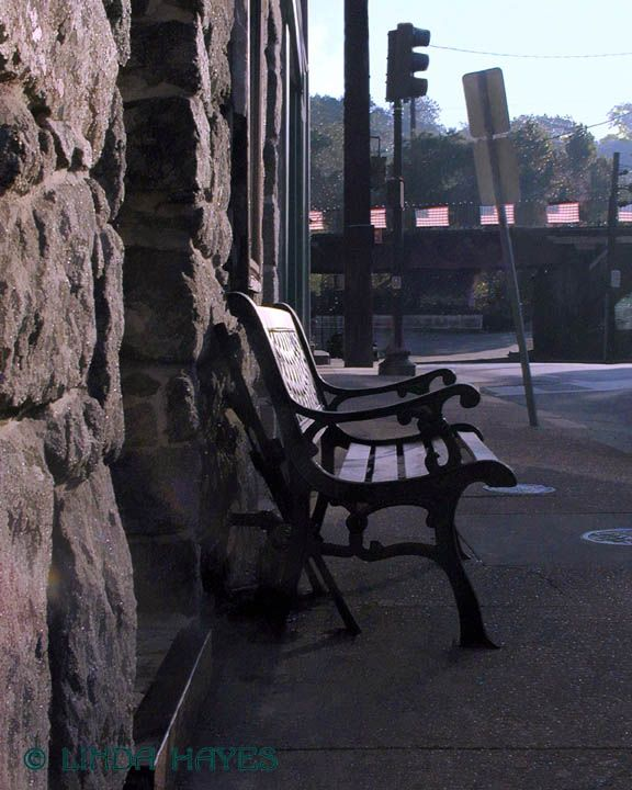 Old Ellicott City, Morning Bench: Decoration Of, Home, Ellicott Cities, Benches, Howard County, Colors Pencil, Historical Civil, Mornings, Meus Favoritos
