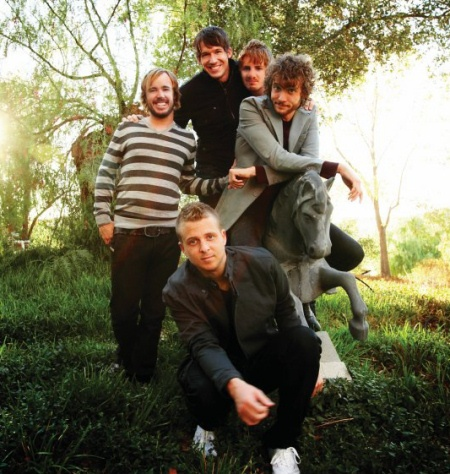 One Republic, and one of my favorite bands!
