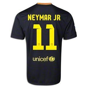 Nike Neymar Barcelona Third Jersey 13/14