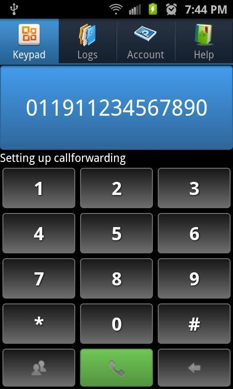 Gabby lets you make free international calls from USA from an android phone using your existing Unovon account.<br/>When you place a call, we seamlessly setup the call forwarding on your unovon account, place the call to your unovon phone number and then remove the call forwarding.<br/>An exisitng Unovon account is mandatory to use Gabby.<br/><br/>We are currently offering Gabby for free as an introductory offer.<br/><br/>Features:<br/>1. Setup once and save unovon account details<br/>2…