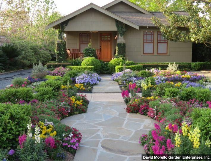 Houzz.com   Front yard landscaping ideas   Pinterest