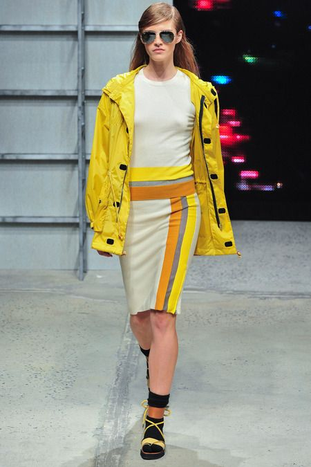Band of Outsiders Spring 2014 Ready-to-Wear Collection Slideshow on Style.com