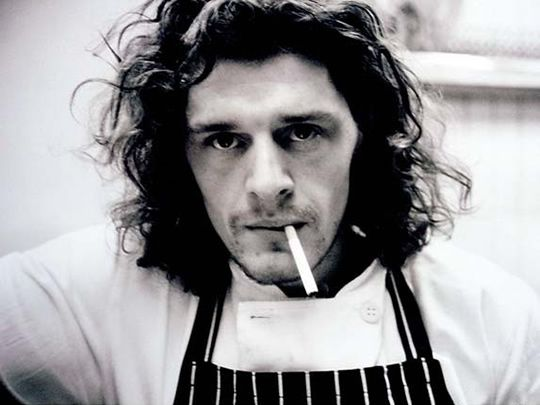 Marco Pierre White - instantly recognisable and the original celebrity chef and regarded as the Godfather of modern cuisine