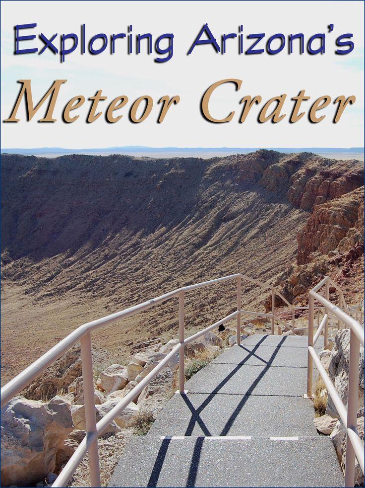 Exploring Arizona's Meteor Crater