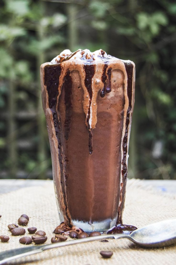 My Vibrant Kitchen | Vegan Mexican Iced Mocha | http://myvibrantkitchen.com