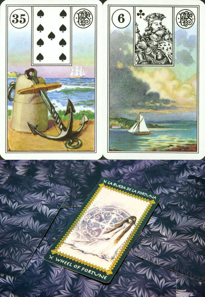 lenormand wiki, list of lenormand card combinations and gilded reverie lenormand deck, ciro marchetti lenormand and gilded reverie lenormand oracle cards deck by ciro marchetti. Best 2018 tarot reading spreads and tarot card tattoo. #paganism #divination #lovers #goth #hierophant #death
