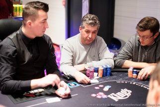 Dominio slovacco al '275€ PokerStars Open Day1b'