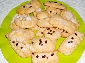 Thermomix Recipes: Queen's Biscuits with Thermomix: Italian Biscuits Recipe
