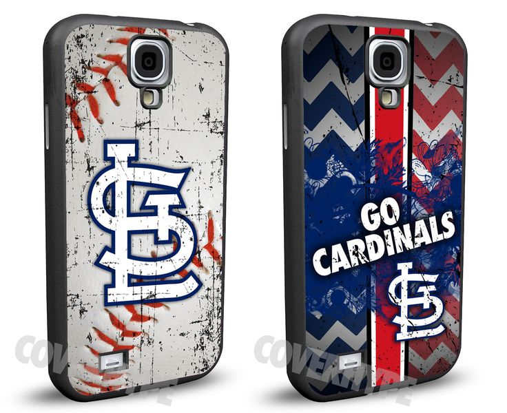 St. Louis Cardinals Cell Phone Hard Case for Samsung Galaxy S5, Samsung Galaxy S4 or Samsung Galaxy S4 Mini
