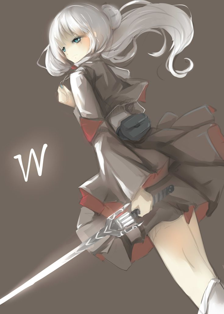 RWBY - Weiss Schnee - is she a tsundere? I don't even know, I don't watch series - or it is anime? I just like songs.